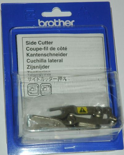 Brother F055 Side Cutter 5mm Sewing Machine Foot -XC5351102